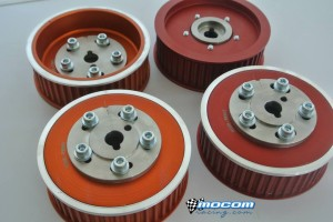 EG33 adjustable camshaft timing pulleys from by CDF Racing