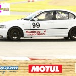 Deutsche Marques Cup #99 qualifying amongst the 2015 Nippon Challenge racers